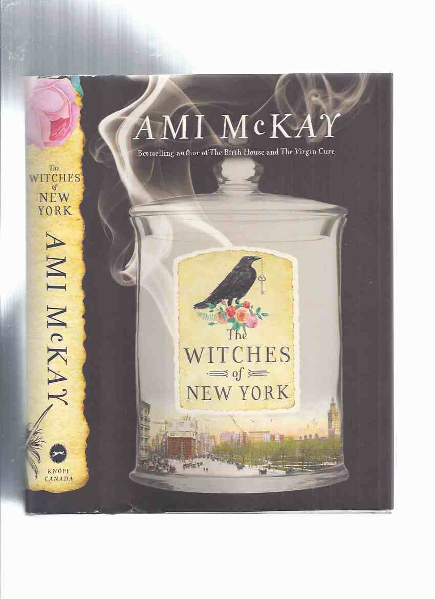 Image for The Witches of New York -by Ami McKay -a Signed Copy