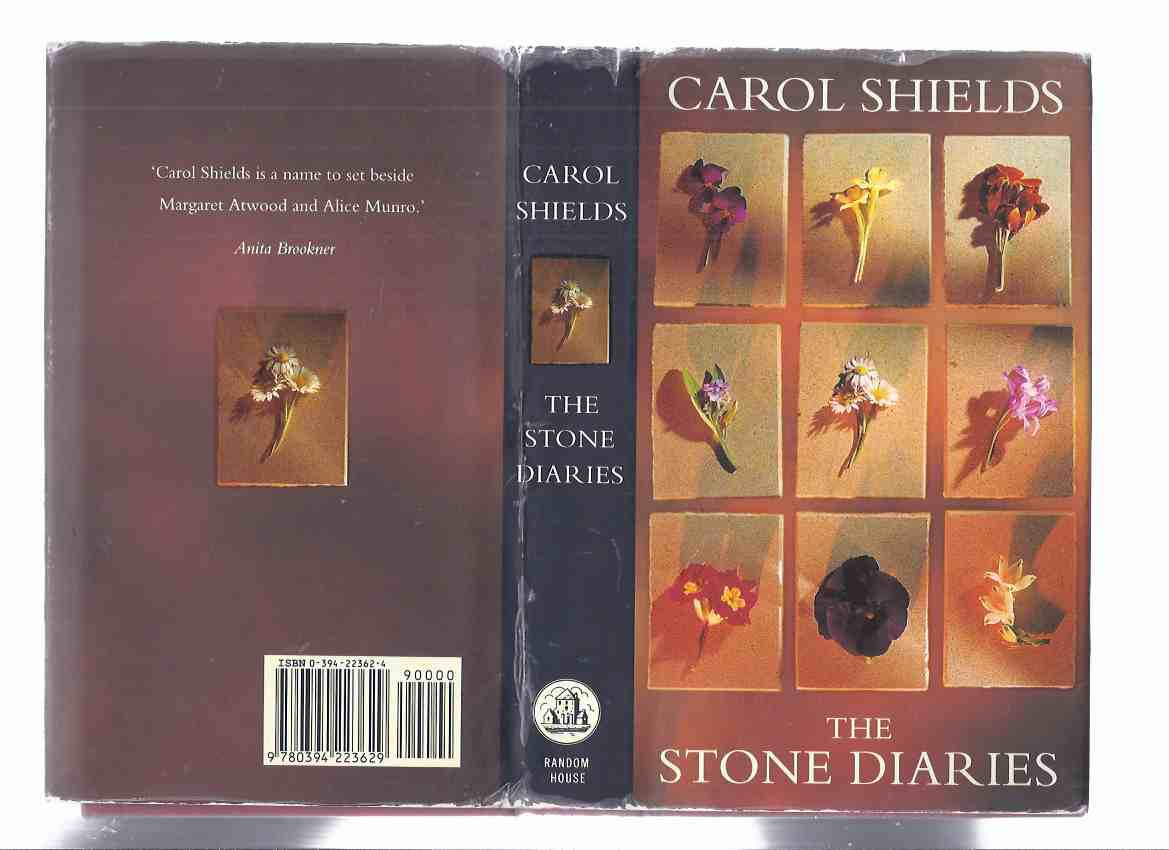 Image for The Stone Diaries ---by Carol Shields -a Signed Copy
