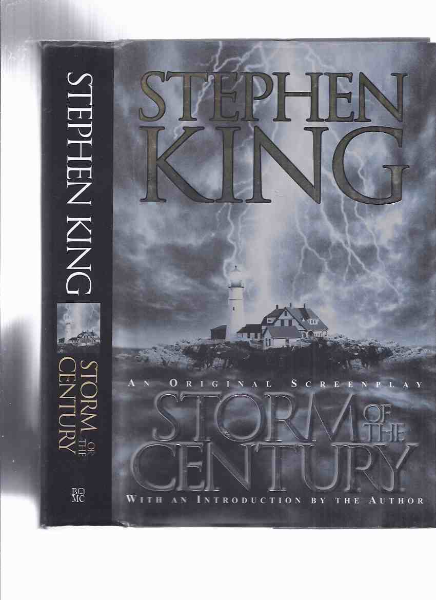 Image for Storm of the Century:  An Original Screenplay -by Stephen King ( Introduction By Stephen King )