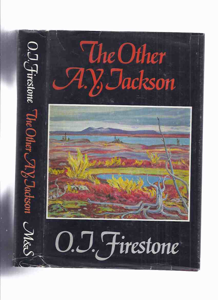 Image for The Other A Y Jackson: A Memoir -by O J Firestone ( Group of Seven related)