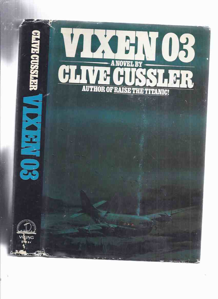 Image for Vixen 03 ---a Dirk Pitt Adventure ---by Clive Cussler