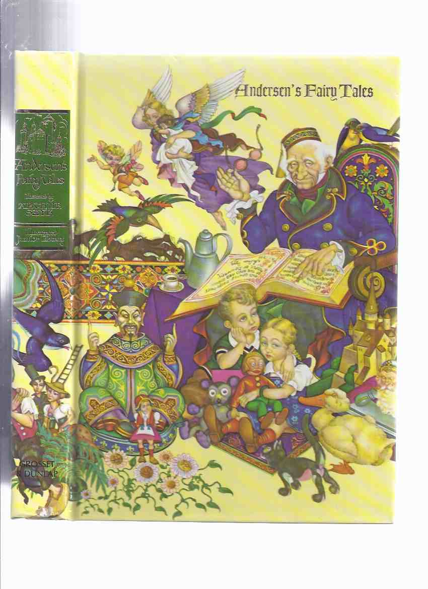Image for Andersen's Fairy Tales: Hans Christian Andersen ---Illustrations By Arthur Szyk (includes:  Steadfast Tin Soldier; Ugly Duckling; Princess and the Pea; Emperor's New Clothes; Snow Queen; Tinder Box; etc)