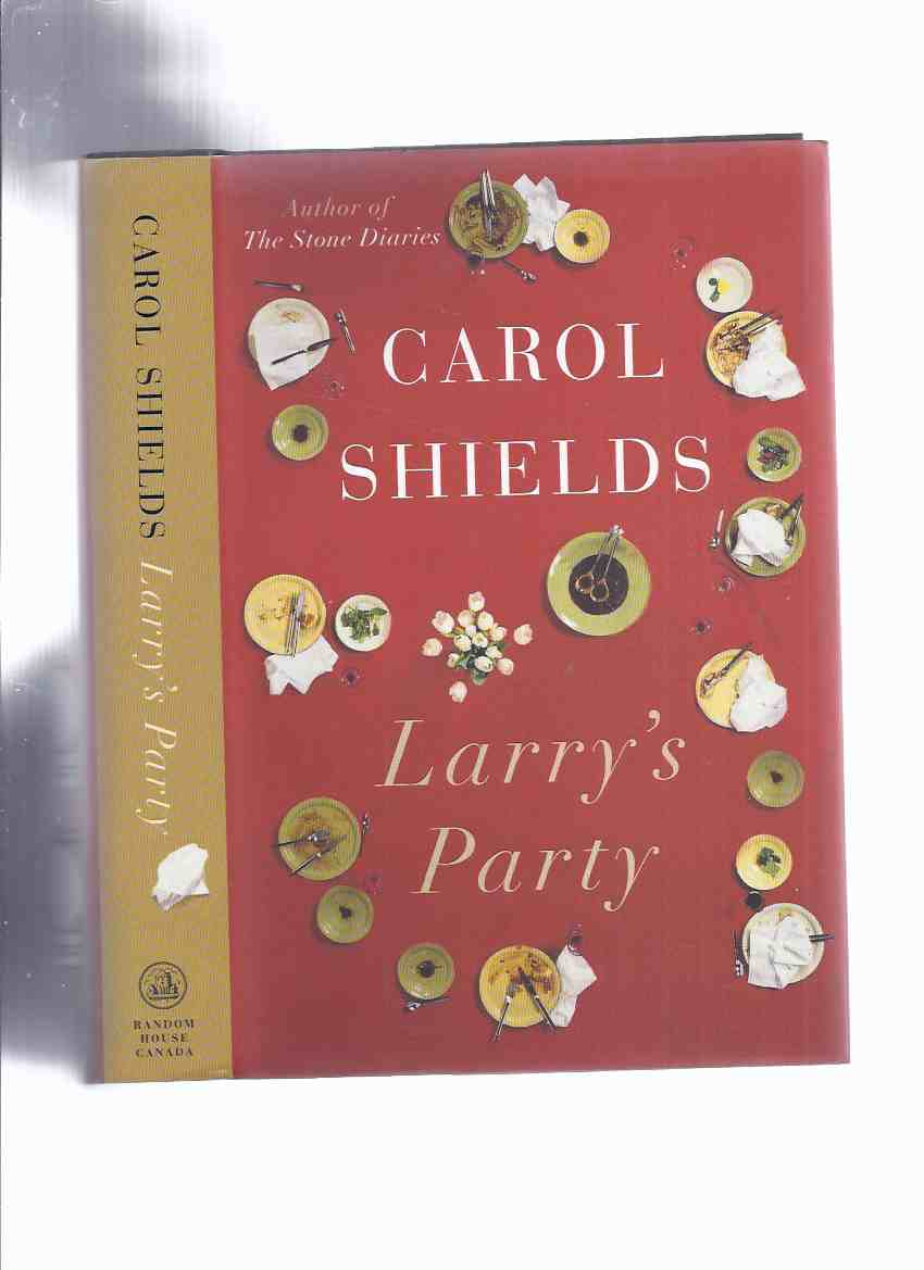Image for Larry's Party ---by Carol Shields -a Signed Copy