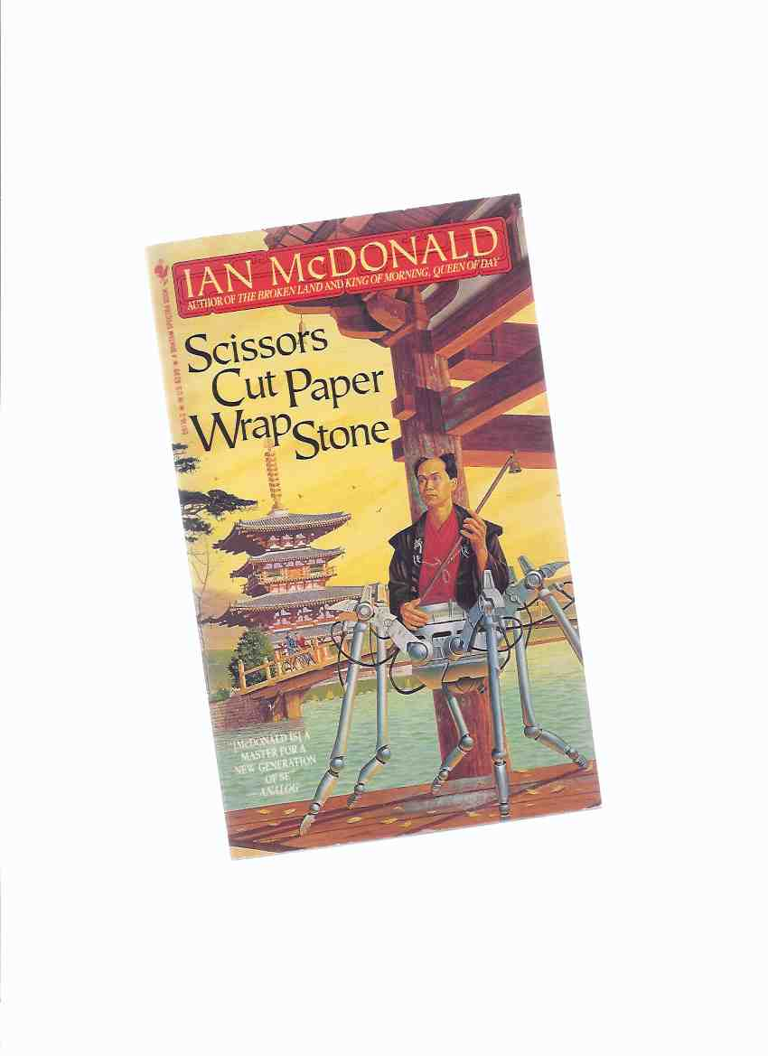 Image for Scissors Cut Paper Wrap Stone -by Ian McDonald (signed and inscribed)