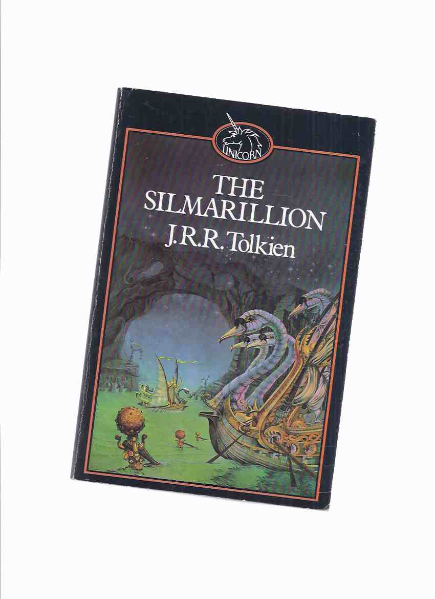 Image for The Silmarillion -by J R R Tolkien