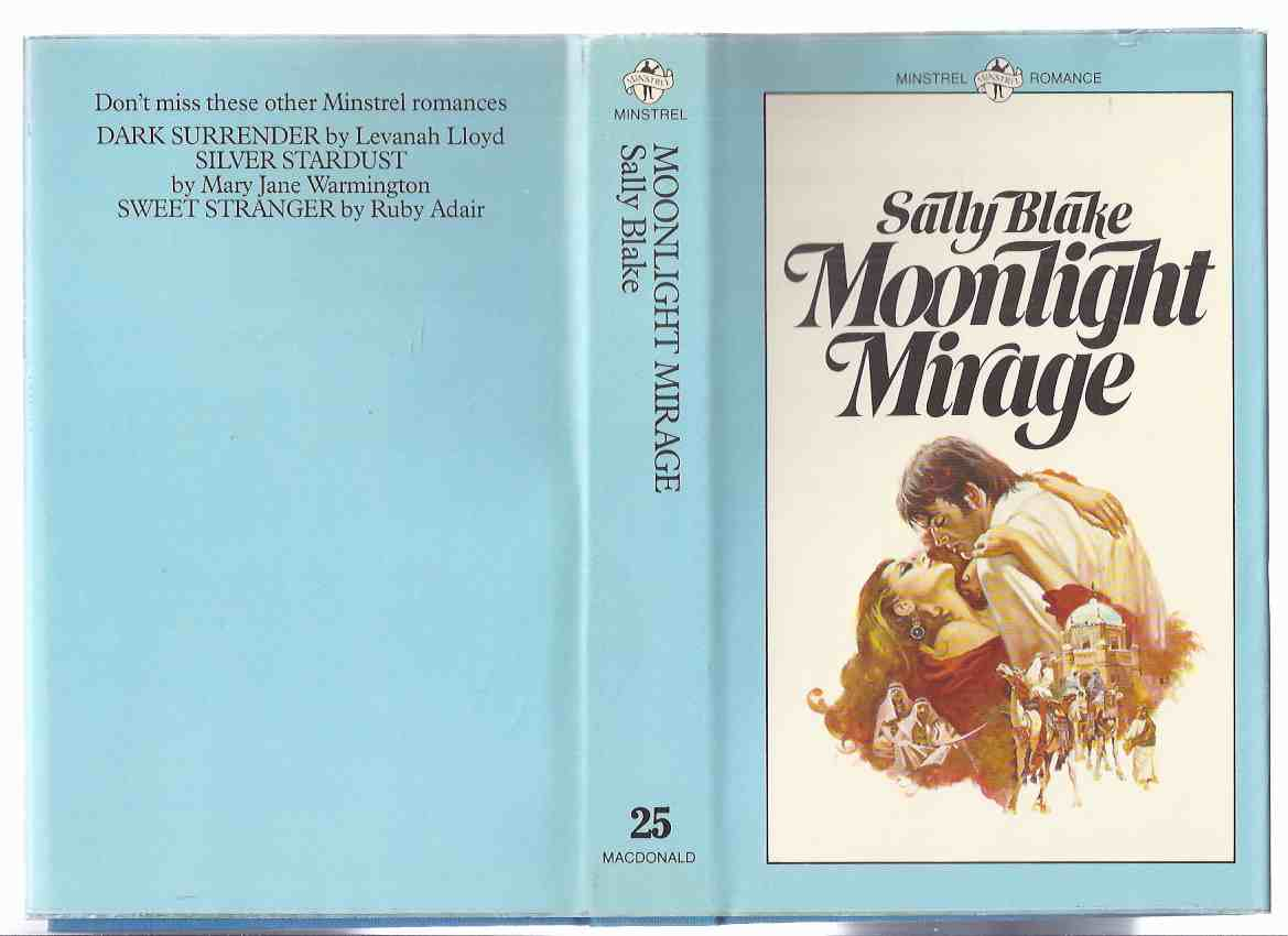 Image for Moonlight Mirage -by Sally Blake ( Set in Tunisia )
