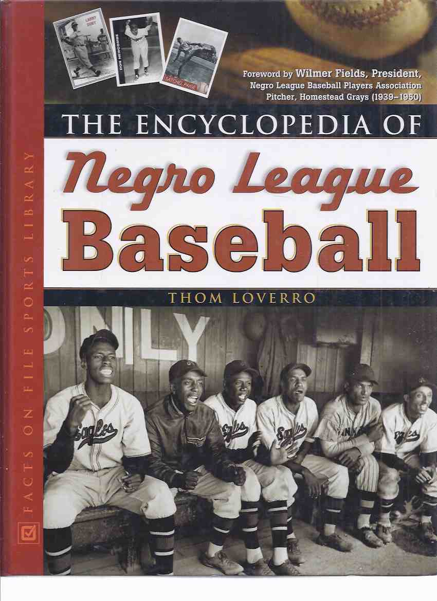 Image for The Encyclopedia of Negro League Baseball / Facts on File Sports Library Series ( Encyclopaedia )