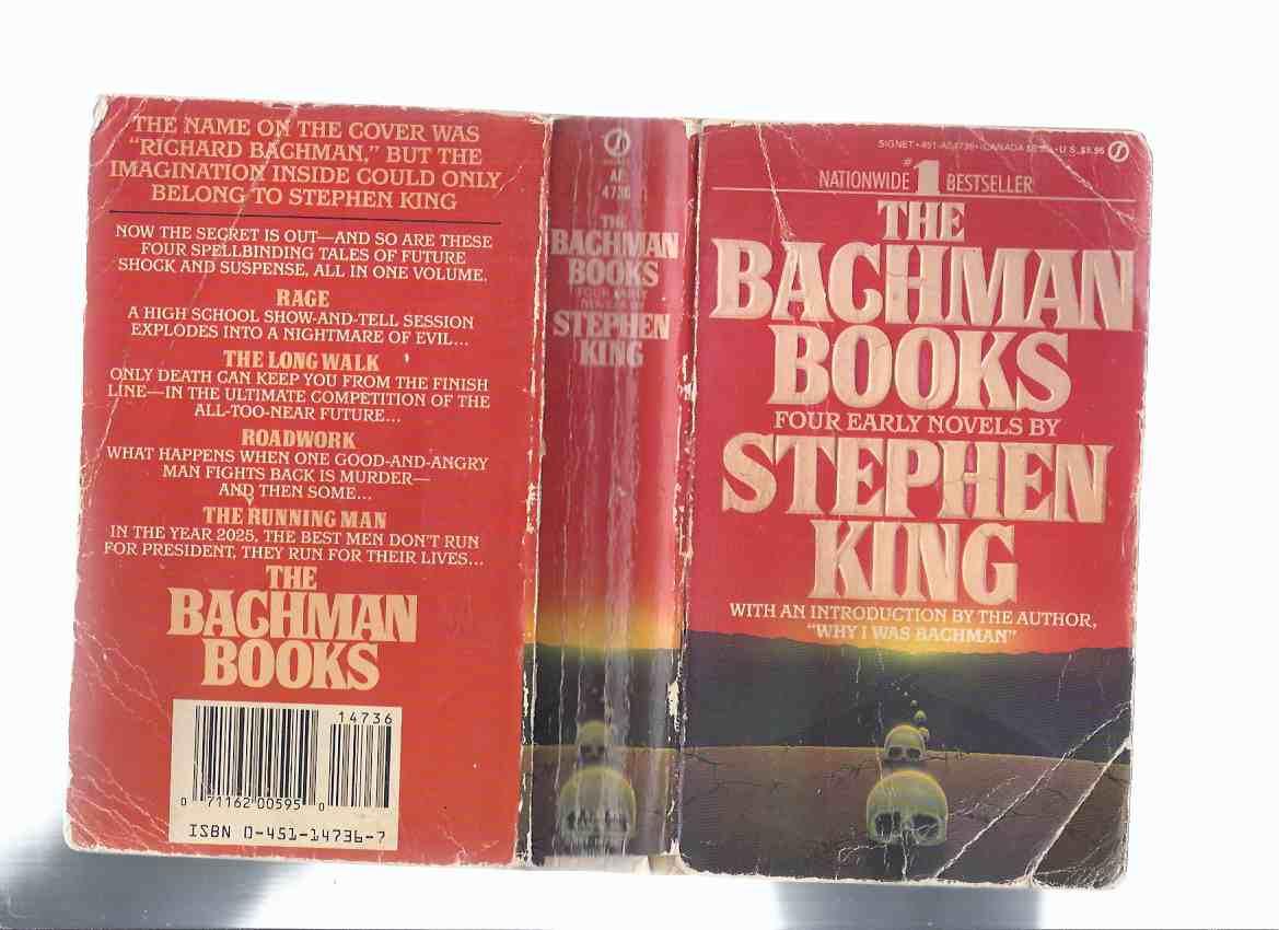 THE BACHMAN BOOKS PDF