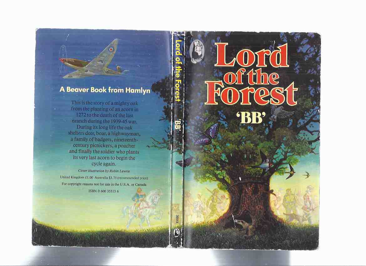Image for Lord of the Forest ---by B.B. ( BB / Denys Watkins-Pitchford  )