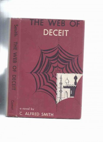 Image for The Web of Deceit -by C Alfred Smith ( Rex Crane Private Investigator Mystery )