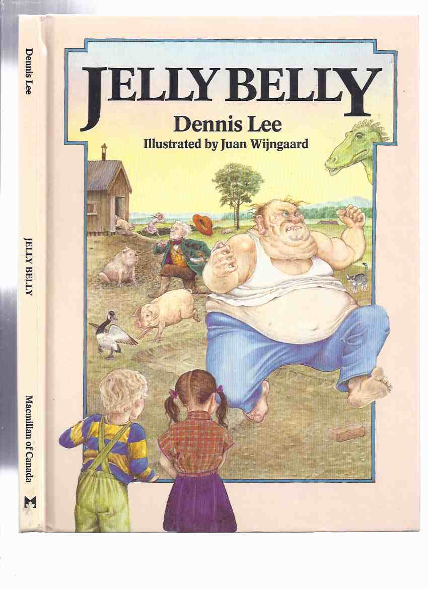 Image for Jelly Belly ---by Dennis Lee ( Poetry / Poems for Children )