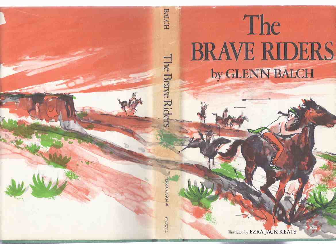 Image for The Brave Riders -by Glenn Balch