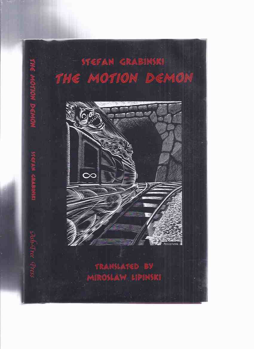 Image for The Motion Demon -by Stefan Grabinski / Ash Tree Press