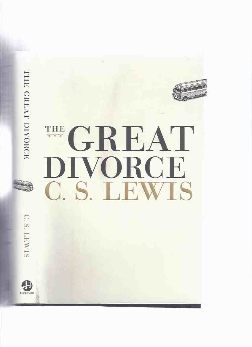Image for The Great Divorce: A Dream -by C S Lewis