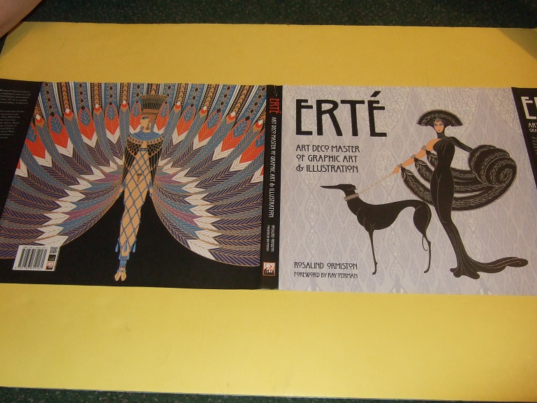 Image for ERTE: Art Deco Master of Graphic Art & Illustration  ( Illustrated )( Fashion, Clothes, Sculpture, Design, )