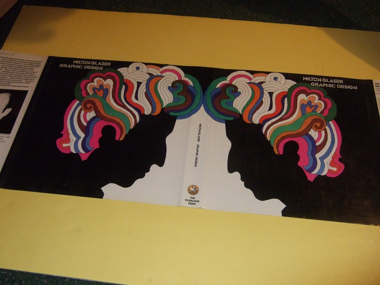 Image for Milton Glaser: Graphic Design ( Art / Artist / Illustrations / Illustrator / Illustrated )
