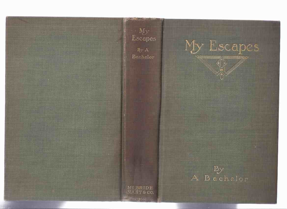 Image for My Escapes -by A Bachelor