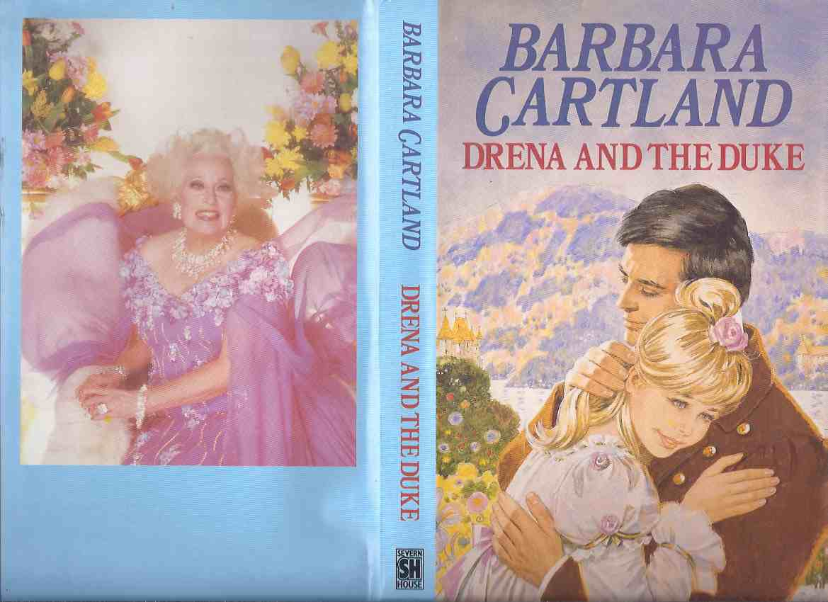 Image for Drena and the Duke -by Barbara Cartland