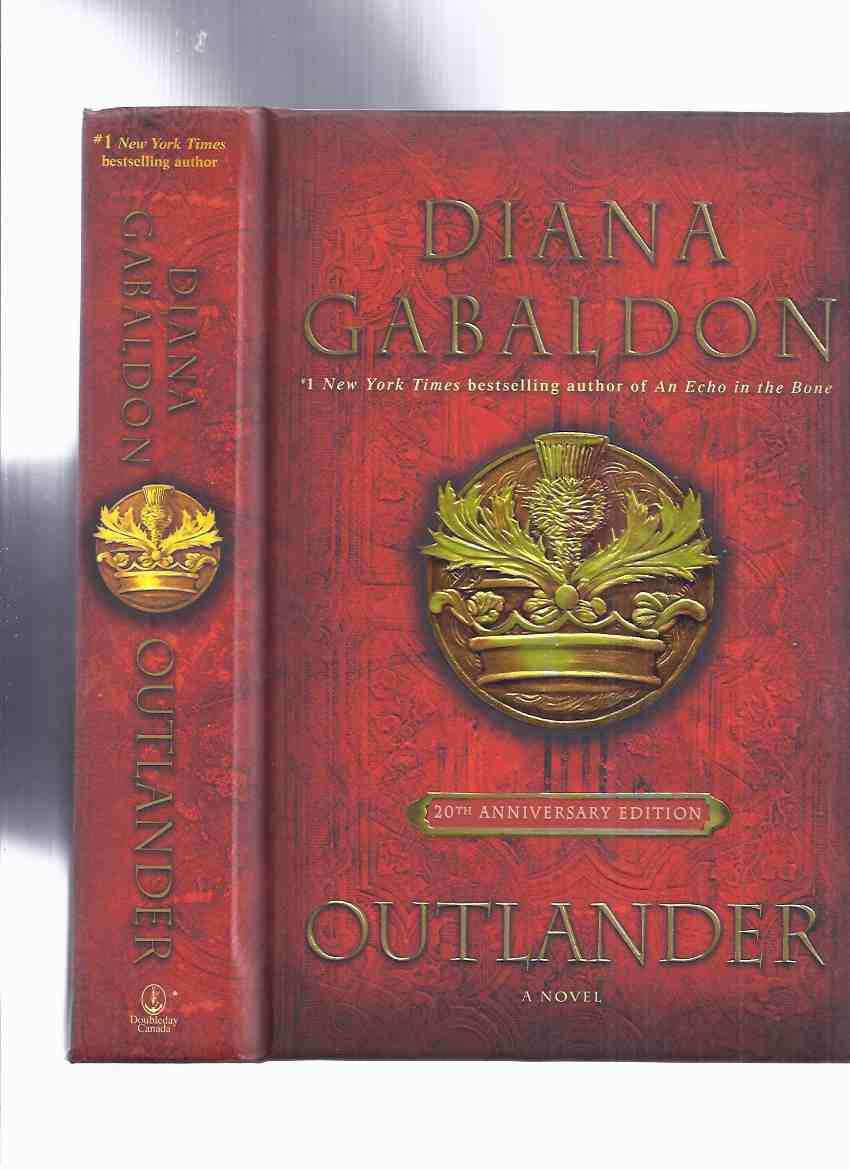 Image for Outlander -The 20th Anniversary Edition ---by Diana Gabaldon ---with a CD of MUSIC from OUTLANDER the MUSICAL ( Jamie Fraser and Claire Beauchamp / Time Travel Series )(aka Cross Stitch )