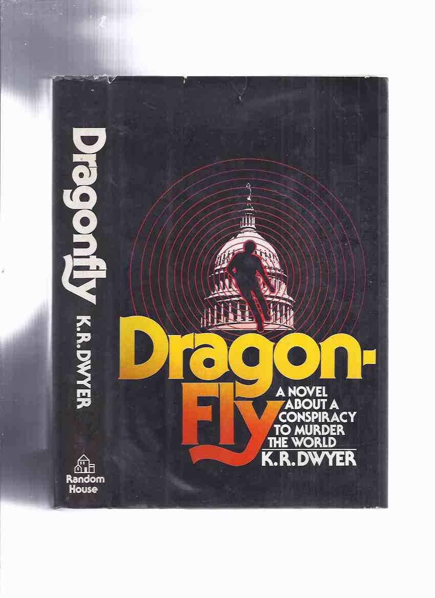 Image for Dragonfly -by Dean R Koontz ( Ist US Edition )