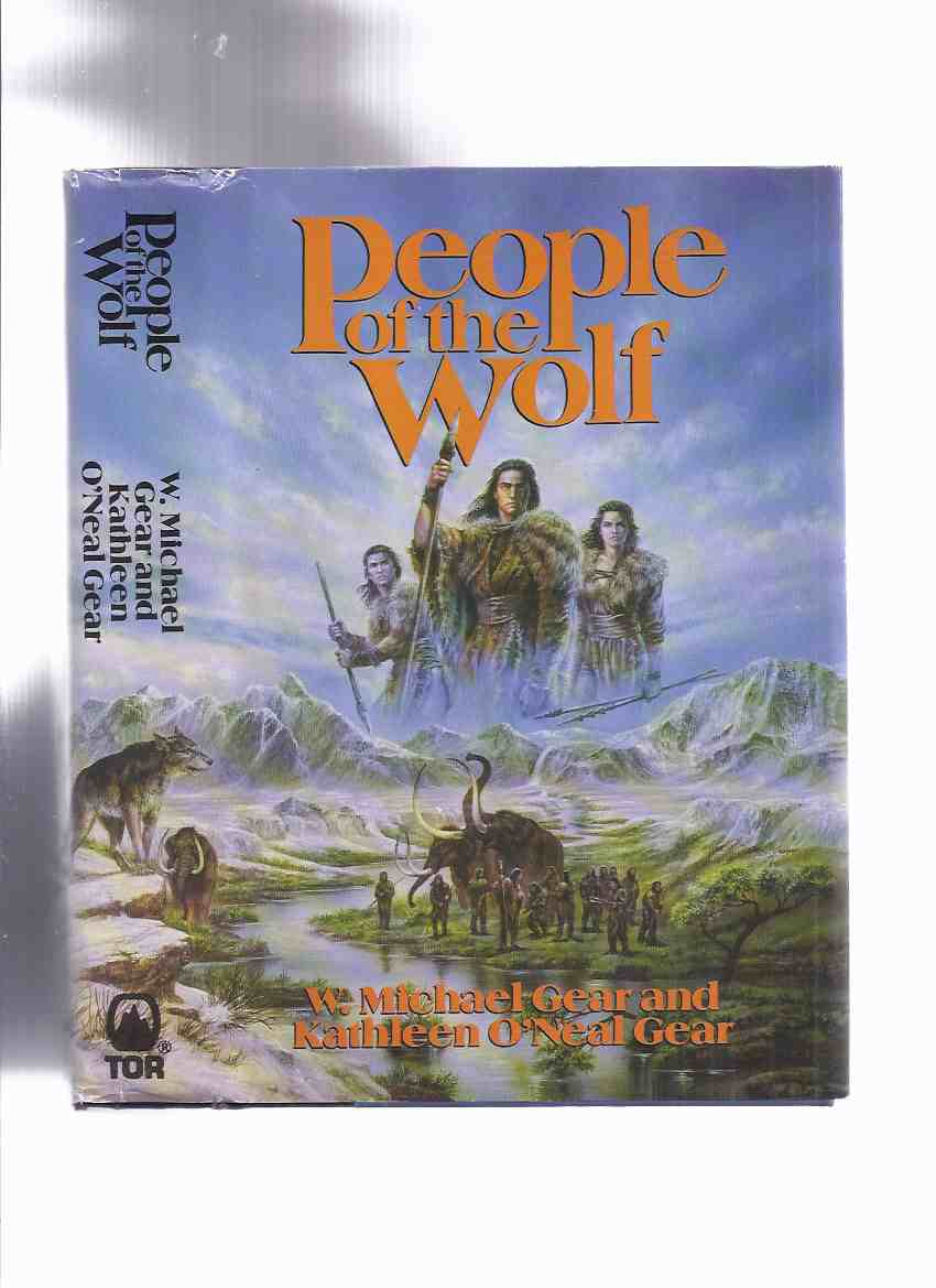 Image for People of the Wolf --- Book 1 of the Prehistoric America Series  ( The First North Americans )