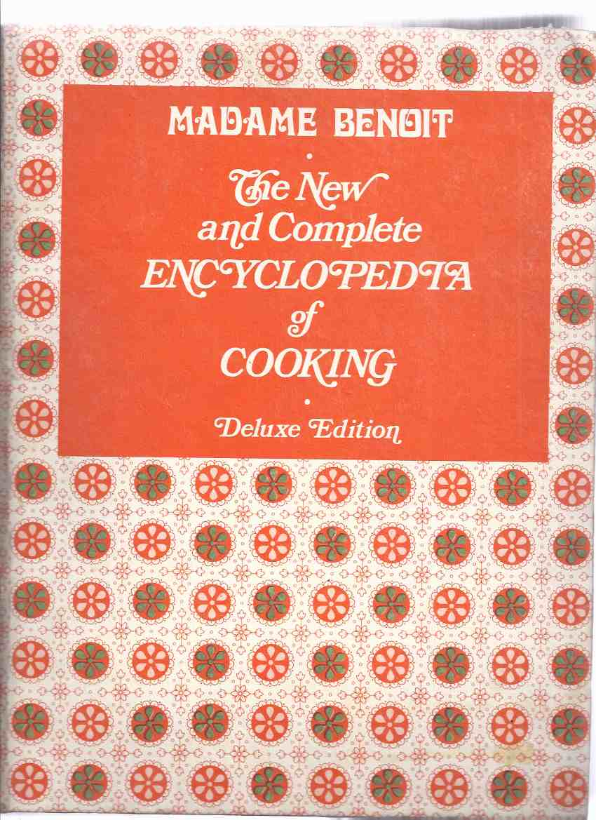 Image for The New and Complete Encyclopedia of Cooking (contains Volume 1, 2, 3, 4, 5, 6, 7, 8, 9, 10, 11, 12 ) --- Madame Benoit's Library of Canadian Cooking -by Jehane Benoit -a Signed Copy ( Cookbook / Cook Book / Recipes )