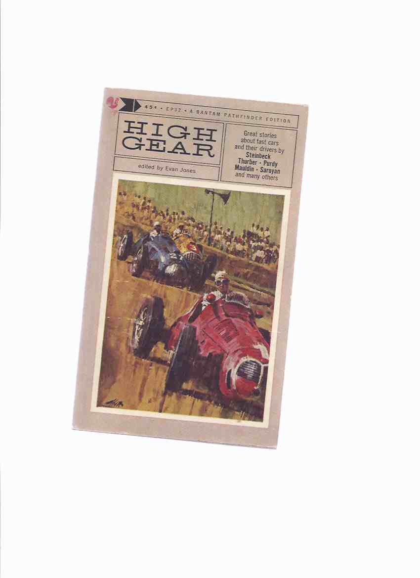 Image for High Gear (inc. Dirt Track Thunder; Elimination Race; Smashup; Hearse of the Speedway; Phantom Flivver; Flags in Castelfiorentino; A Model T Named IT; 1924 Cadillac for Sale, etc)