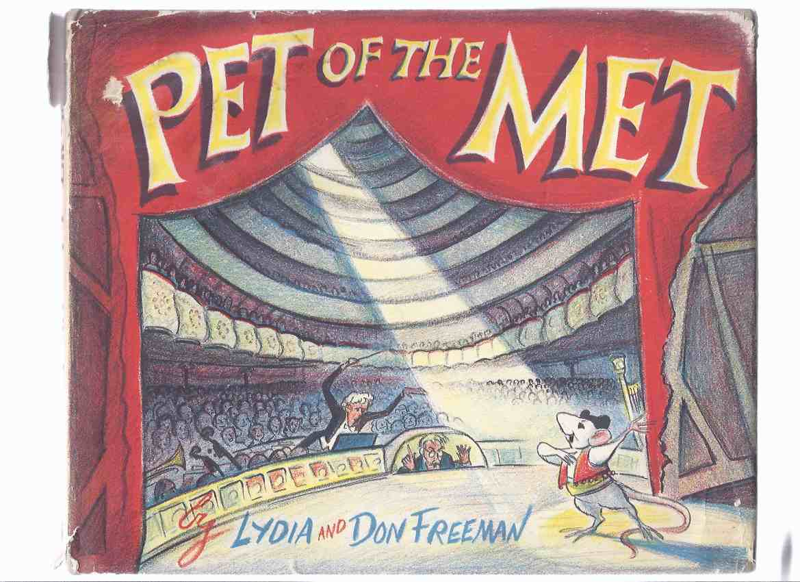 Image for Pet of the Met -by Lydia and Don Freeman