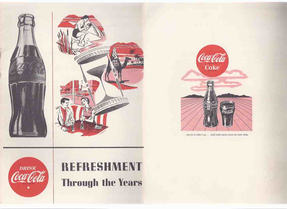 history and background of coca cola company