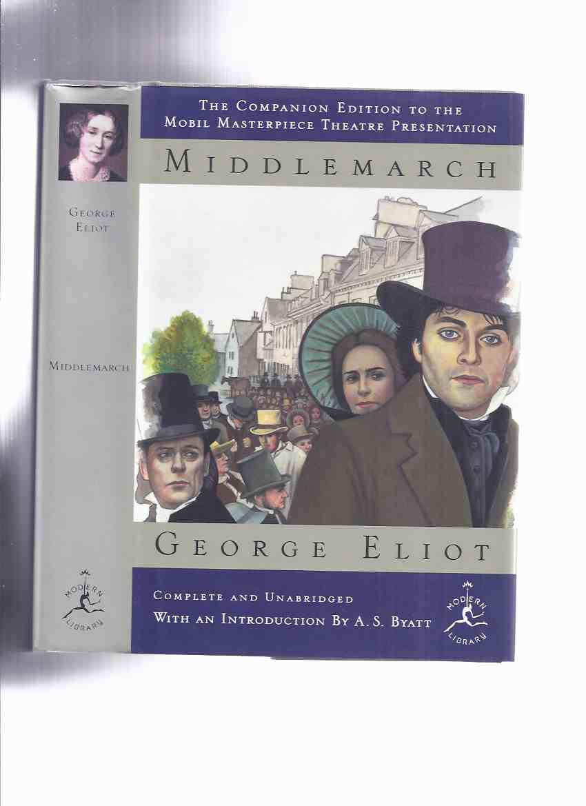 Image for Middlemarch:  The Companion Edition to the Mobil Masterpiece Theatre Presentation