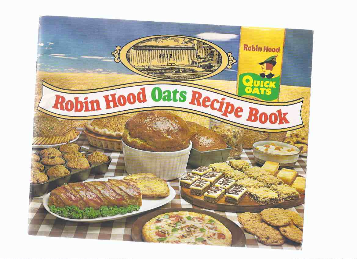 Image for Robin Hood oats Recipe Book ( Livret De Recettes Du Gruau Robin Hood )( Cookbook / Cook Book / Cooking / Baking )( French and English Language )