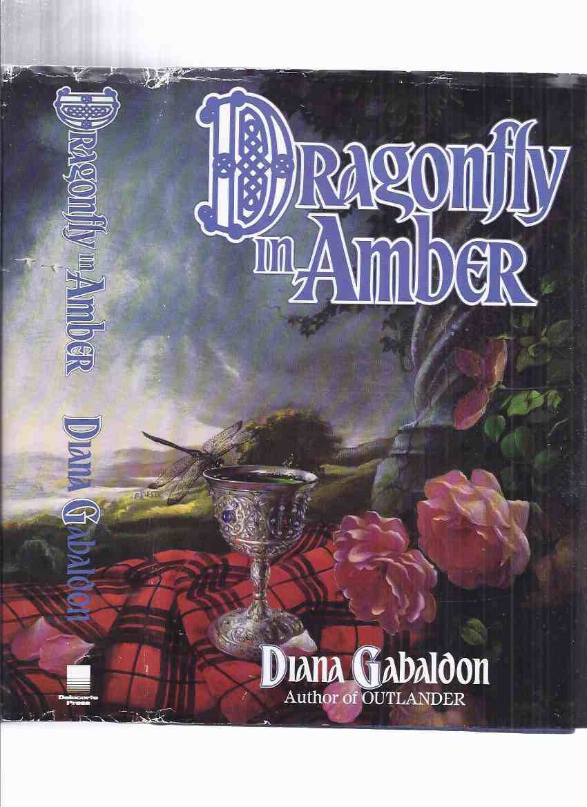 Image for Dragonfly in Amber ---by Diana Gabaldon ( 2nd book in the Outlander series )