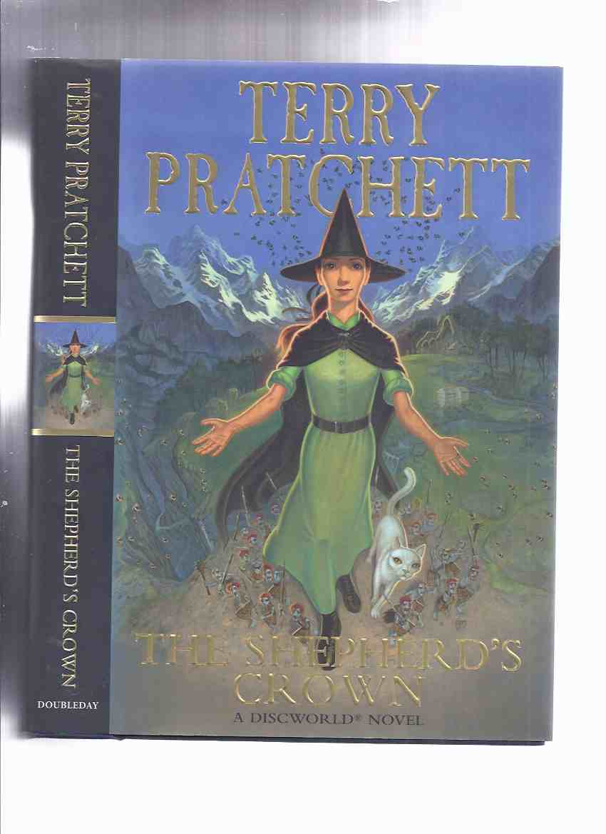 Image for The Shepherd's Crown -a Discworld Novel  -by Terry Pratchett  (  final Discworld novel, which features the witch Tiffany Aching )