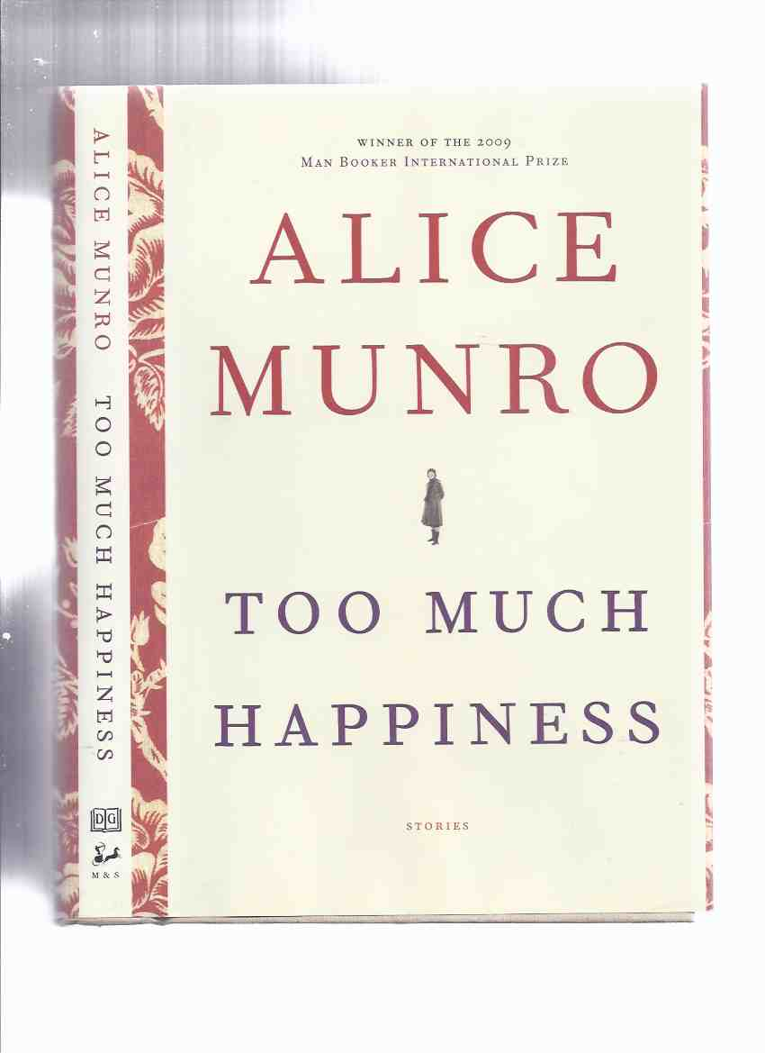 Image for Too Much Happiness:  Alice Munro