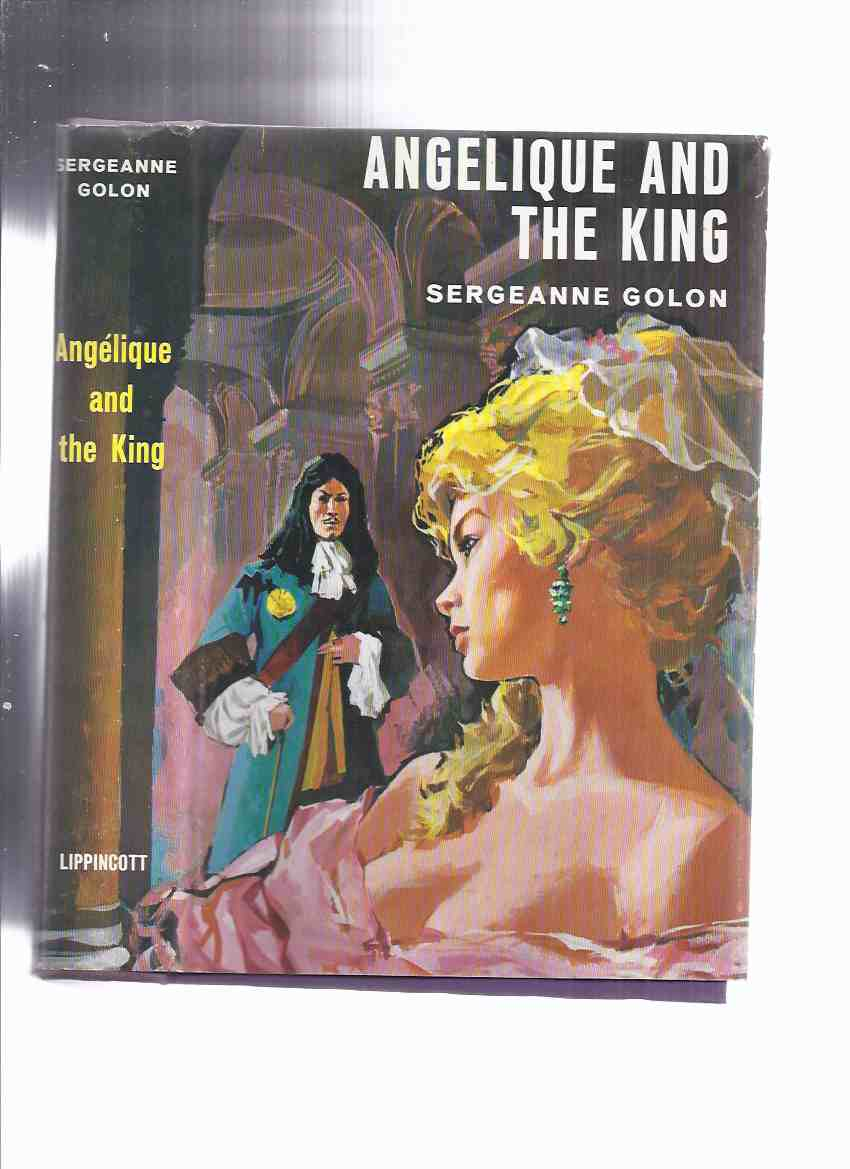 Image for Angelique and the King -book 2 -by Sergeanne Golon ( Volume Two )
