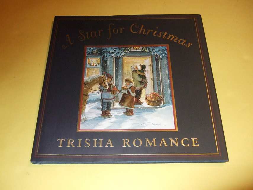 A Star For Christmas.A Star For Christmas By Trisha Romance Illustrator And Story
