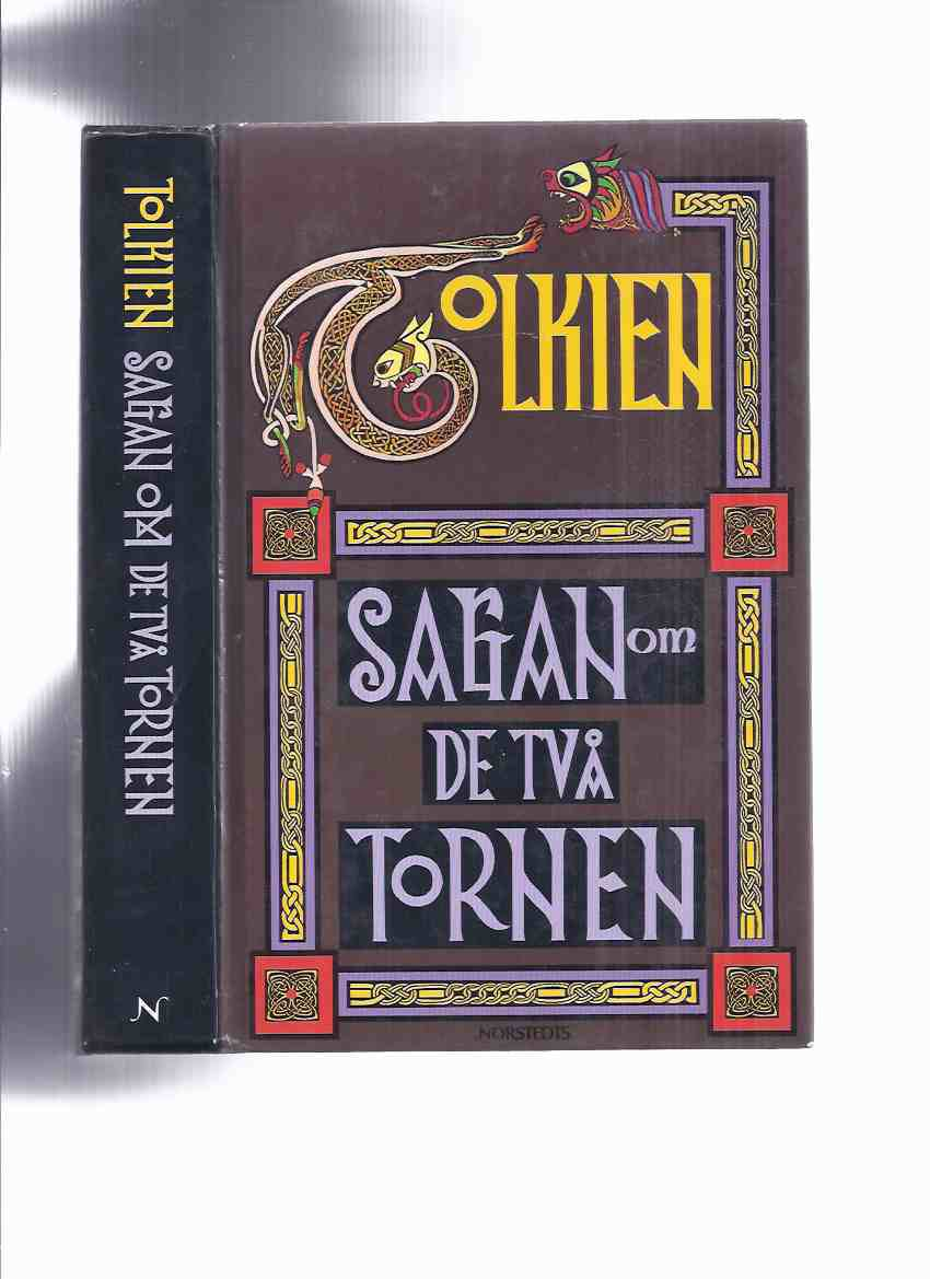 Image for Sagan om De Tva Tornen, Bok 2 - Sagan om Ringen - -J R R Tolkien ( The Two Towers, Volume Two of The Lord of the Rings )( Swedish Edition )