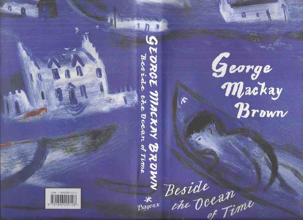 Image for Beside the Ocean of Time -by George Mackay Brown