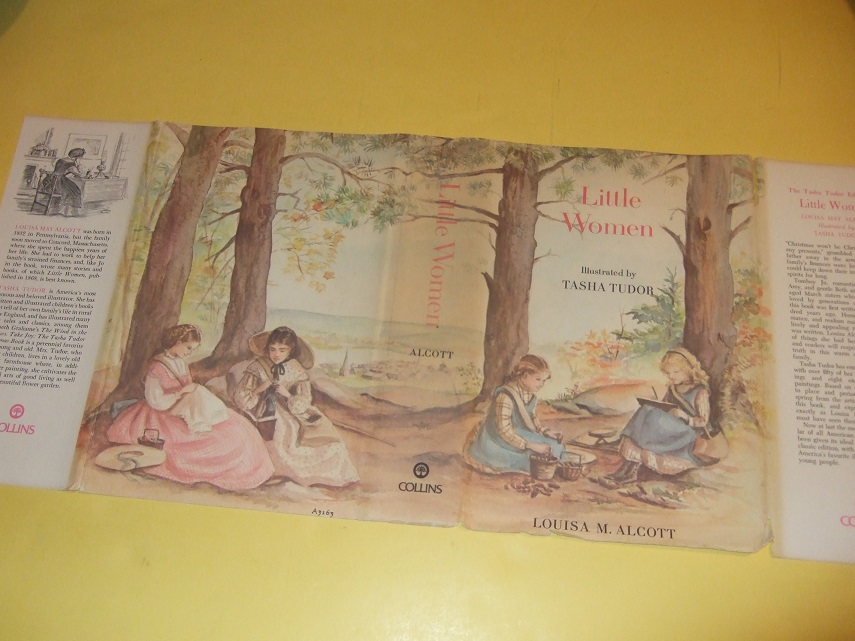 Image for Little Women -by Louisa May Alcott, Illustrations / Illustrated By Tasha Tudor