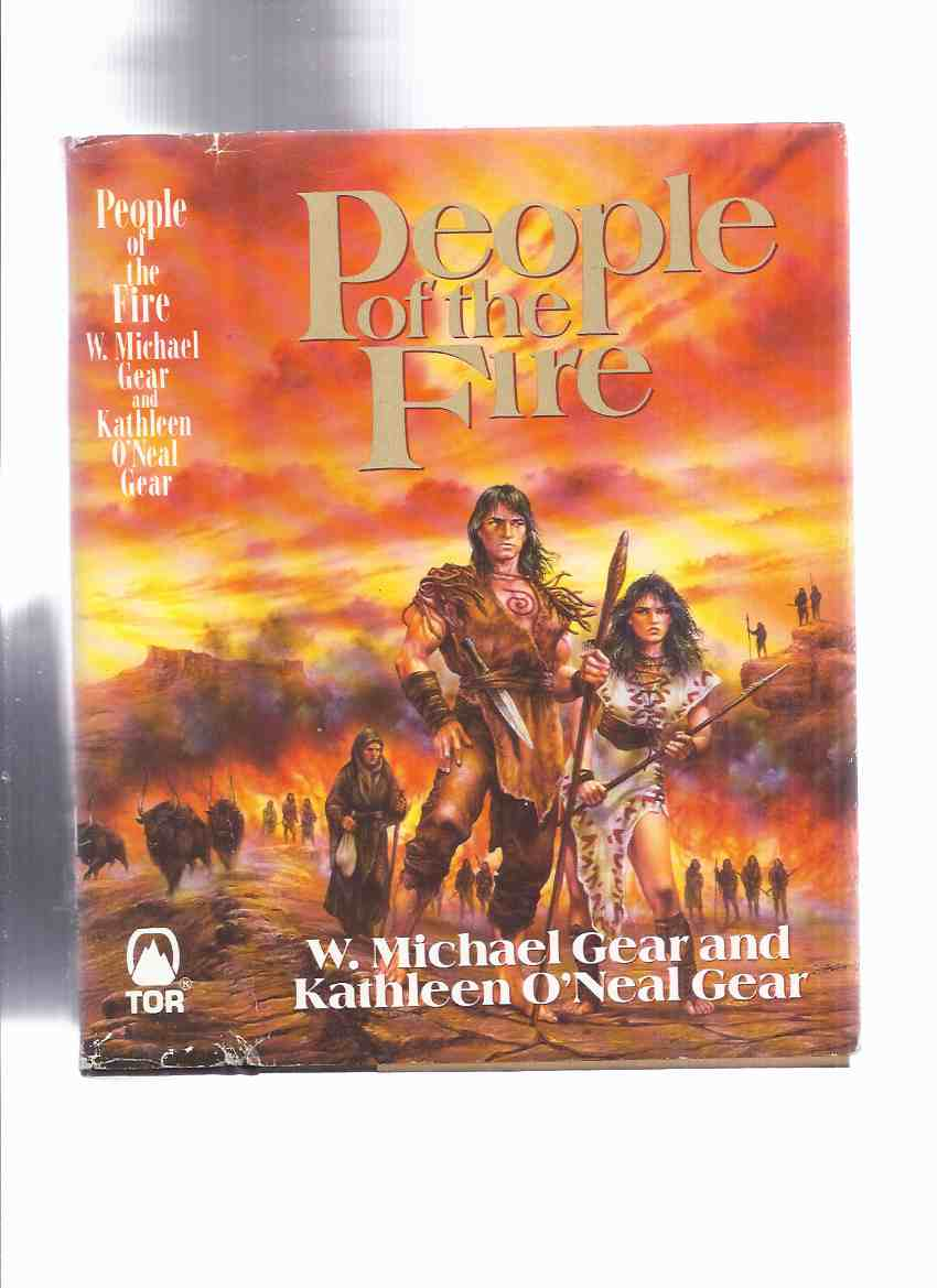 Image for People of the Fire --- Book 2 of the Prehistoric America Series  ( The First North Americans )