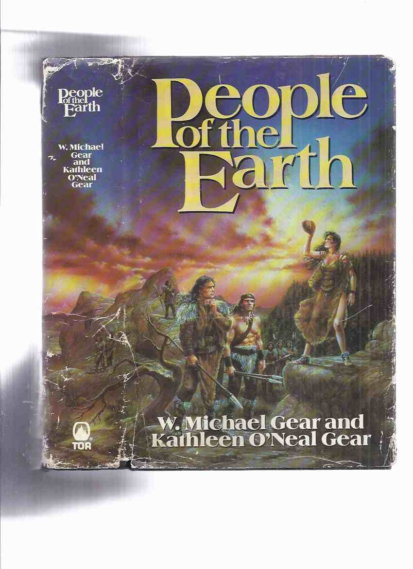 Image for People of the Earth --- Book 3 of the Prehistoric America Series  ( The First North Americans )