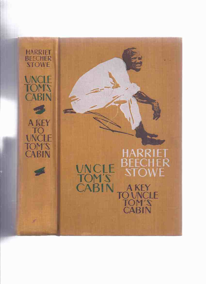 Image for Uncle Tom's Cabin (bound with A Key to Uncle Tom's Cabin ) -by Harriet Beecher Stowe ( Foreign Language Publishing House, Moscow, USSR 1960 Edition )
