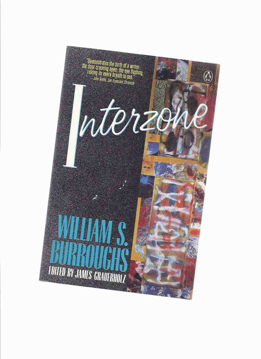 Image for Interzone -by William S Burroughs  ( Early Routines / Naked Lunch related)