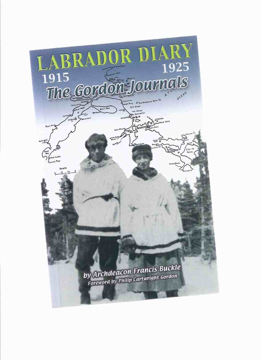 Image for Labrador Diary, 1915 - 1925:  The Gordon Journals