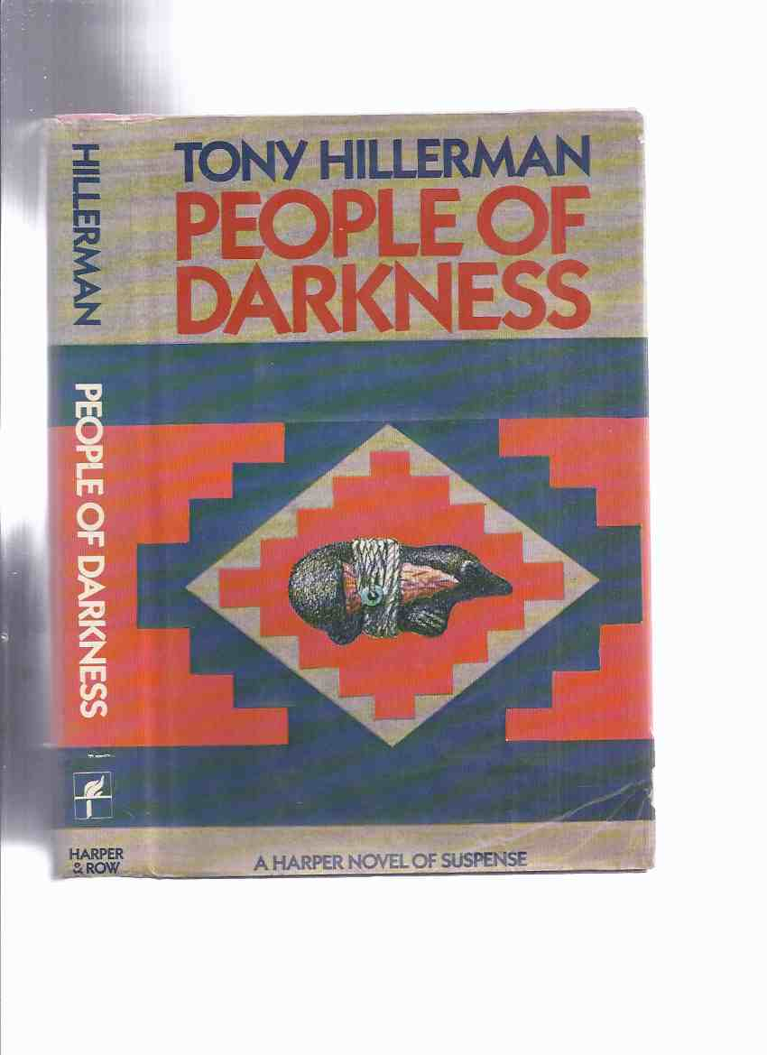 Image for People of Darkness -by Tony Hillerman -a Jim Chee Mystery