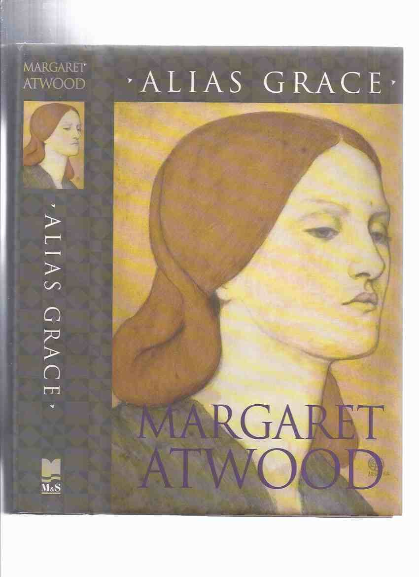 Image for Alias Grace ---by Margaret Atwood ---a Signed Copy ( Canadian 1st Edition, First Printing )