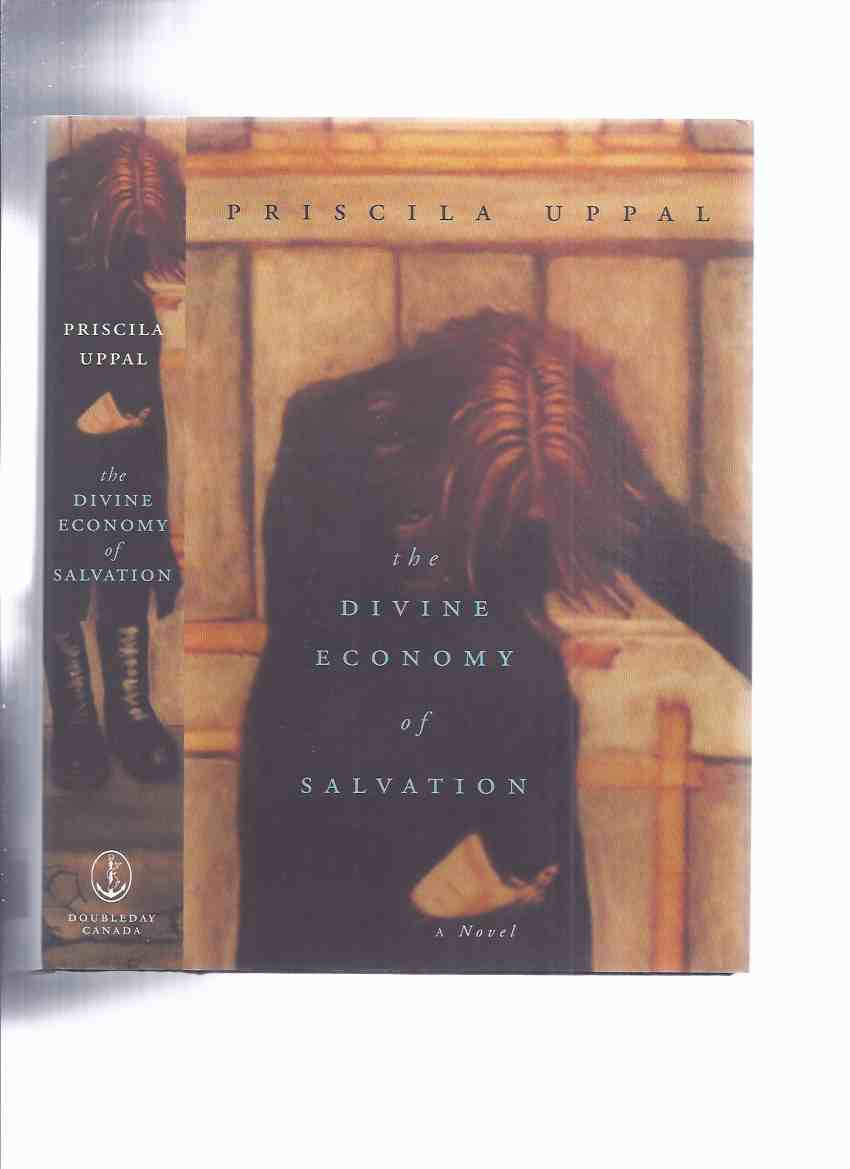 Image for The Divine Economy of Salvation -by Priscilla Uppal -a Signed Copy