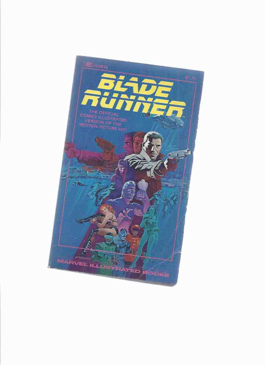 Image for Stan Lee Presents - Blade Runner ---The Official Comics Illustrated Version of the Motion Picture Hit! ( all B&W comic Adaptation By Stan Lee for the Harrison Ford  Movie)( Aka Do Androids Dream of Electric Sheep? )