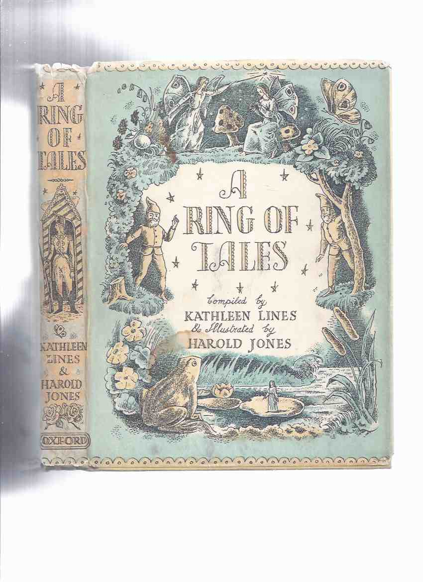 Image for A Ring of Tales (inc. Thumbelina; Maiden Fair & the Fountain Fairy; Jesper Who Herded the Hares; Beginning of the Armadilloes; Dick Whittington and His Cat; King Robert of Sicily; Sir Cleges & the Cherries; The Beetle & the Moth; Fairy Ointment, etc)