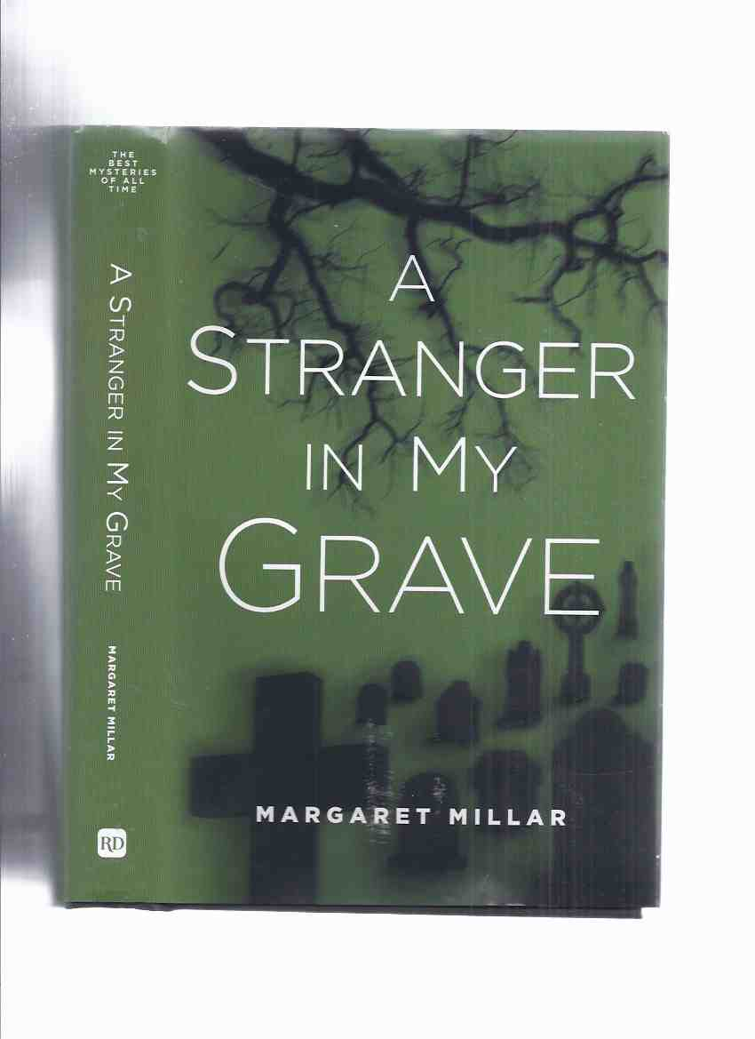 Image for A Stranger in My Grave -by Margaret Millar (COMPLETE & UNABRIDGED)( Best Mysteries of All Time Series )